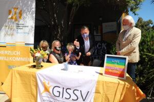 Projektstart an der GISSV